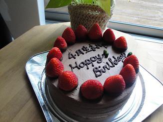 明日のケーキと、お菓子いろいろ♪_e0170128_20334649.jpg