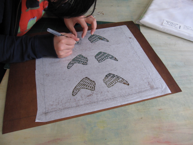 4.23 Atelier Couleur染色教室_f0180433_16434710.jpg