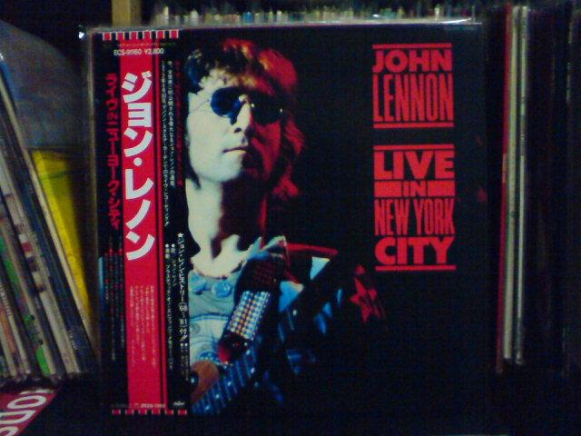 Live In New York City / John Lennon_c0104445_20585990.jpg
