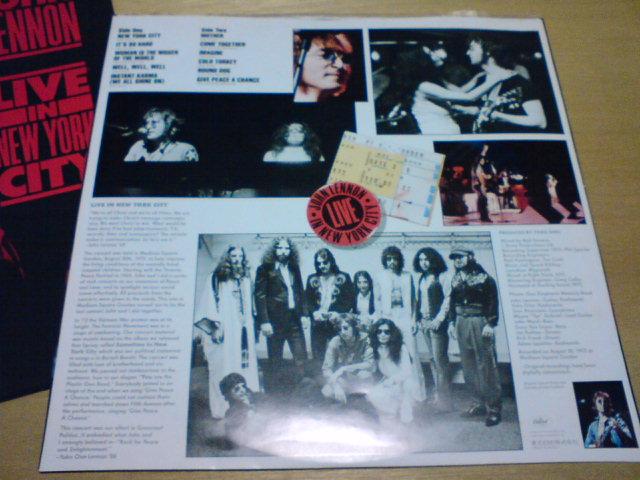 Live In New York City / John Lennon_c0104445_2113663.jpg