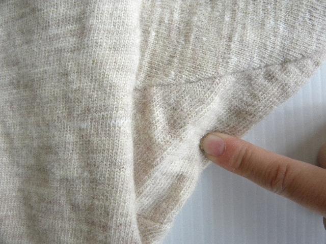 Greek army 50\'s wool T-shirts dead stock_f0226051_1141637.jpg