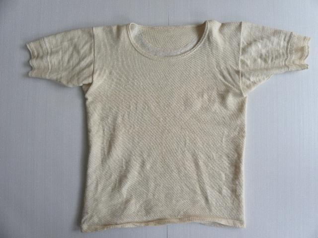 Greek army 50\'s wool T-shirts dead stock_f0226051_1175333.jpg