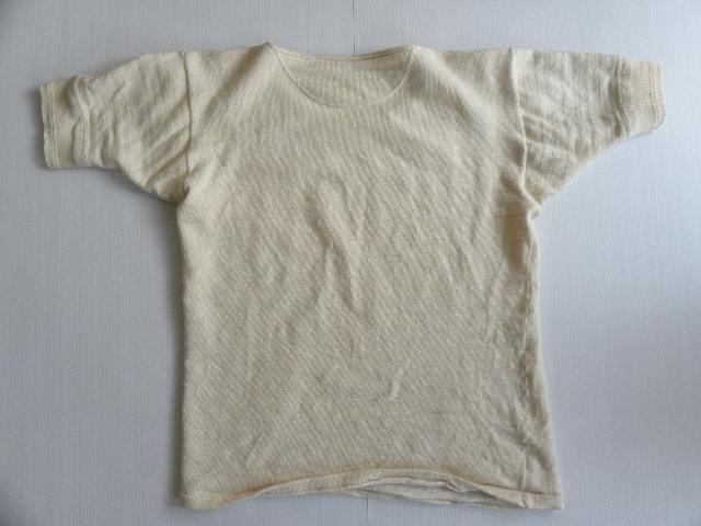 Greek army 50\'s wool T-shirts dead stock_f0226051_1182578.jpg