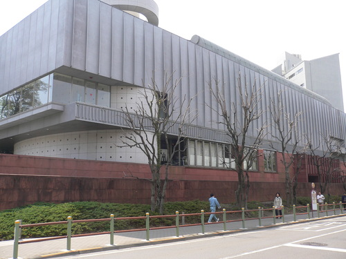 上野ツアー。大学編_d0137764_14194546.jpg