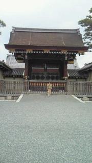 京都御所。_c0029779_1110645.jpg