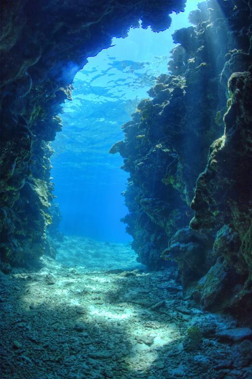 水中洞窟HDR : PARADISO-Ⅲ (HDR)...