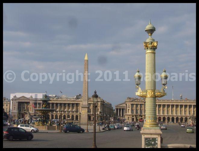 【散歩】 Place de la Concorde コンコルド広場界隈4月16日(PARIS)_a0008105_1823072.jpg