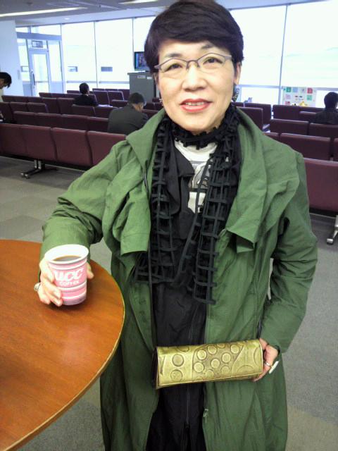 坂本理恵、北海道は小樽のギャラリーにお邪魔しました!_c0145608_1312197.jpg