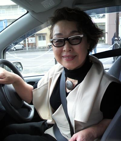 坂本理恵、北海道は小樽のギャラリーにお邪魔しました!_c0145608_13124221.jpg