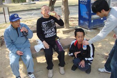 中部台公園へ外出☆_a0154110_16145775.jpg