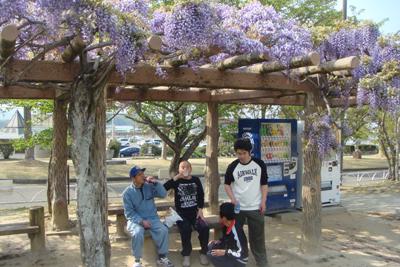 中部台公園へ外出☆_a0154110_1615989.jpg