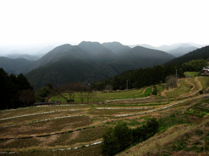 熊野古道編(10):高原霧の里休憩所(10.3)_c0051620_6162741.jpg