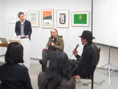 TIS#9トークショー:宇野亜喜良×山本タカト_f0171840_15391616.jpg
