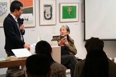 TIS#9トークショー:宇野亜喜良×山本タカト_f0171840_15395821.jpg