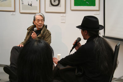 TIS#9トークショー:宇野亜喜良×山本タカト_f0171840_15403388.jpg