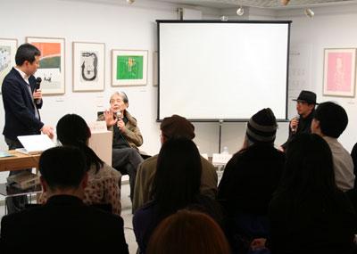 TIS#9トークショー:宇野亜喜良×山本タカト_f0171840_1542144.jpg