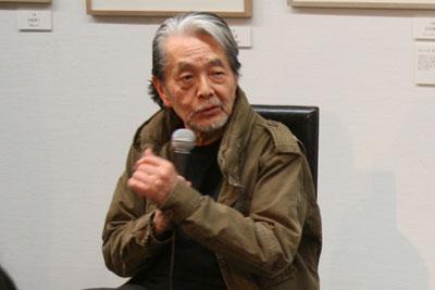 TIS#9トークショー:宇野亜喜良×山本タカト_f0171840_16132882.jpg