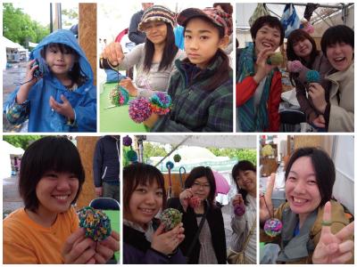EARTH DAY TOKYO 2011 23日(土)のレポート_e0105047_11112180.jpg