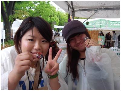 EARTH DAY TOKYO 2011 23日(土)のレポート_e0105047_11164923.jpg