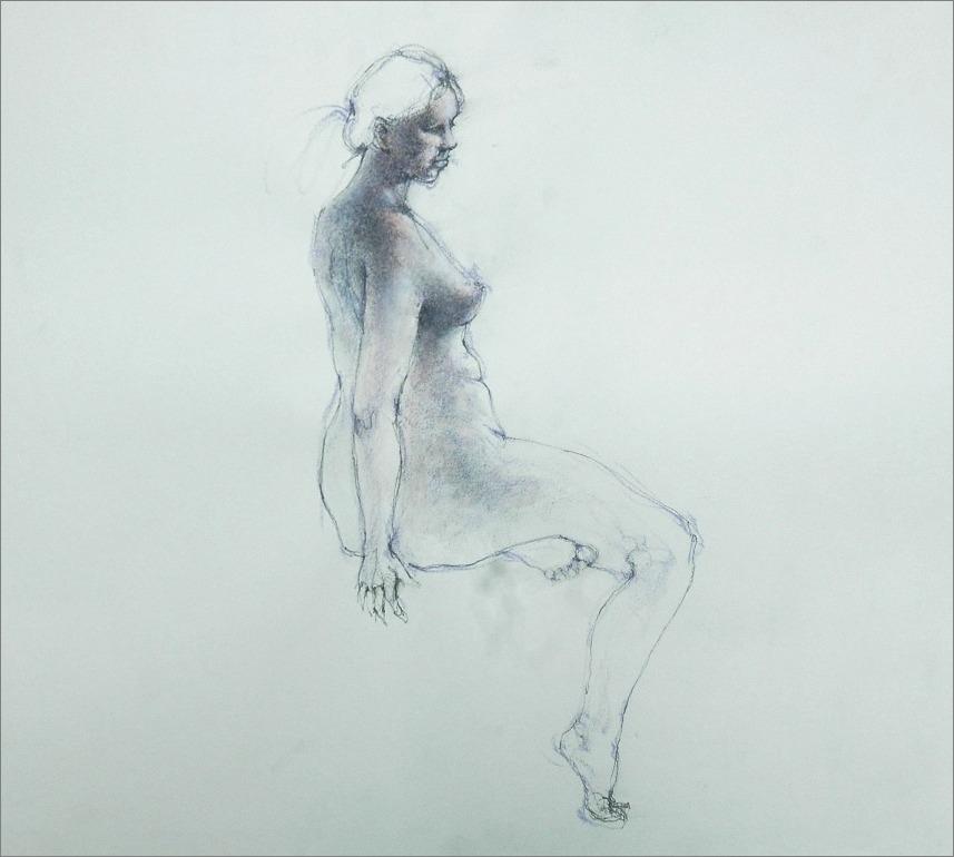 裸婦素描_f0159856_542057.jpg