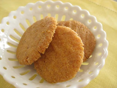 八列トウモロコシのクッキー_f0007061_2005685.jpg
