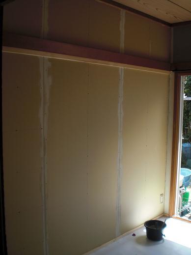室内改装 ~ クロス工事です。_d0165368_520360.jpg