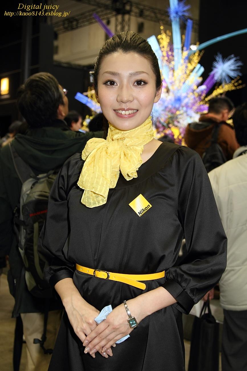 南舞 さん(株式会社 ニコン イメージング ジャパン ブース)_c0216181_2375911.jpg