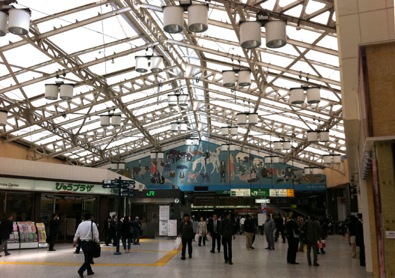 上野駅はステーション_e0054299_11243211.jpg