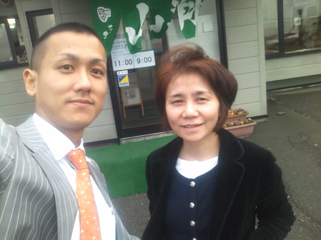 店長のニコニコブログ!F村様 アコードワゴン H瀬様 エスティマ ご成約ありがとうございます!_b0127002_194977.jpg