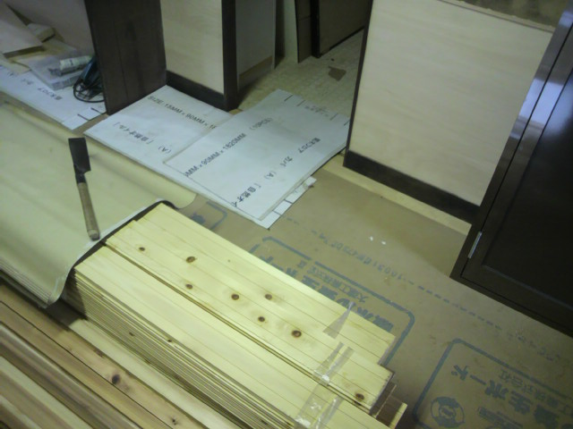天理の家 改修工事_c0124828_6272042.jpg