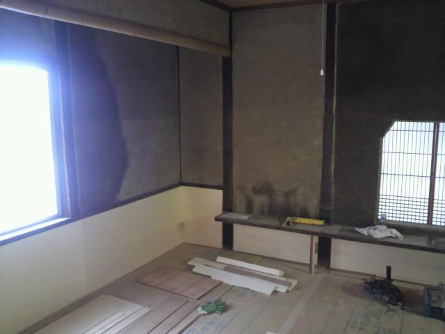 天理の家 改修工事_c0124828_627291.jpg