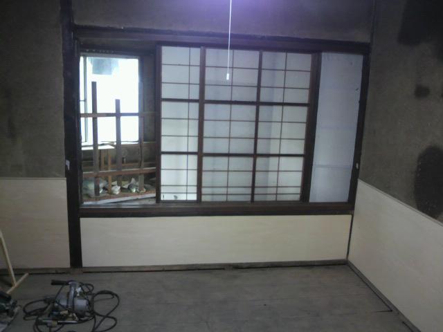 天理の家 改修工事_c0124828_62739100.jpg