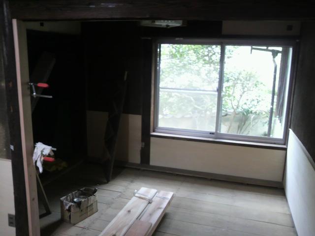 天理の家 改修工事_c0124828_6274863.jpg
