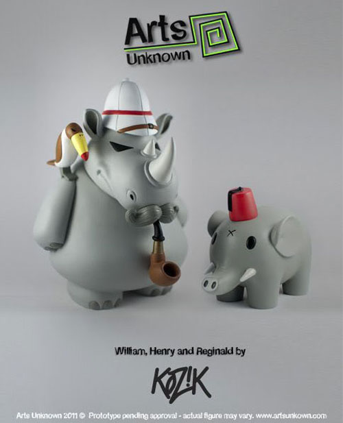 Arts UnknownのKozik。_a0077842_2339284.jpg