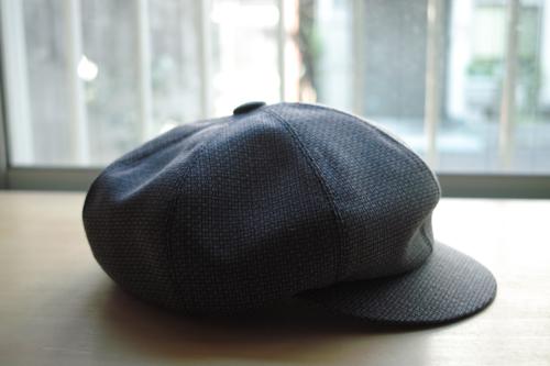CHAPEAUX 2011s/s gris homme_b0129548_22472098.jpg