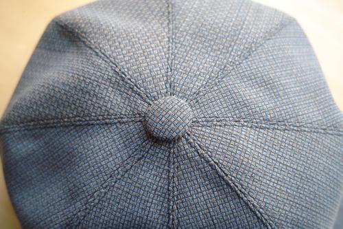 CHAPEAUX 2011s/s gris homme_b0129548_22474091.jpg