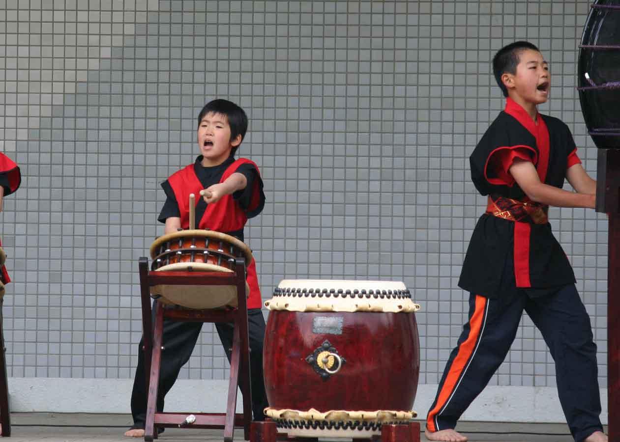 豊肥ザ和太鼓・チャリティー公演の巻_b0133254_2212159.jpg