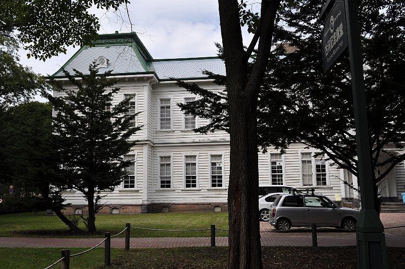 北海道大学 古河記念講堂_c0112559_1525590.jpg