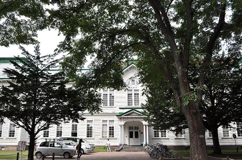 北海道大学 古河記念講堂_c0112559_153108.jpg