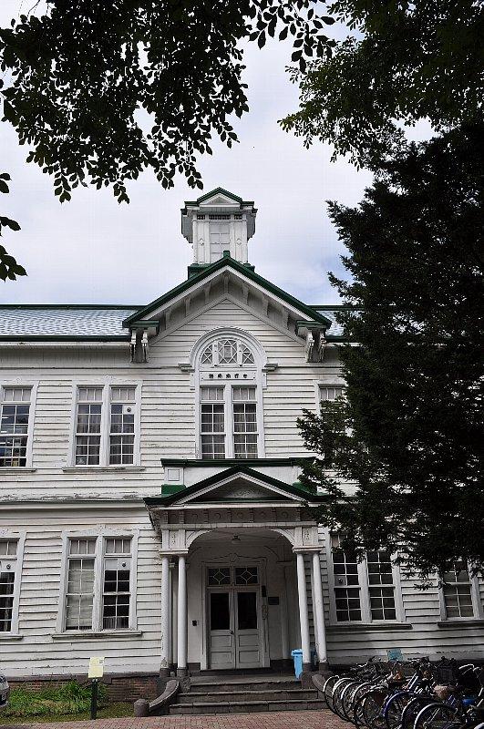 北海道大学 古河記念講堂_c0112559_1531785.jpg