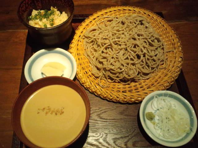 板蕎麦 山灯香_c0151965_0161774.jpg