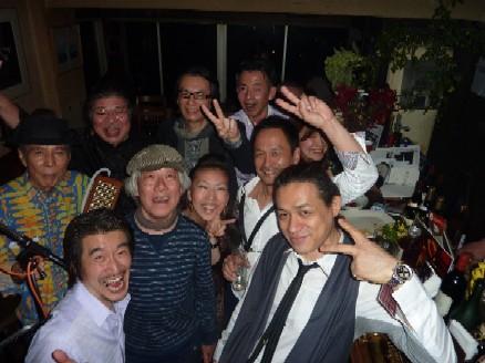 2011-04-27 JC presents JAZZ AID 2011 pt 2 @「LEZARD」_e0021965_9345229.jpg
