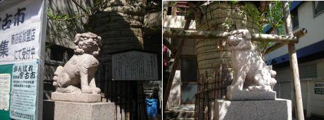 神社と狛犬その16・誕生八幡神社_d0183174_19461436.jpg