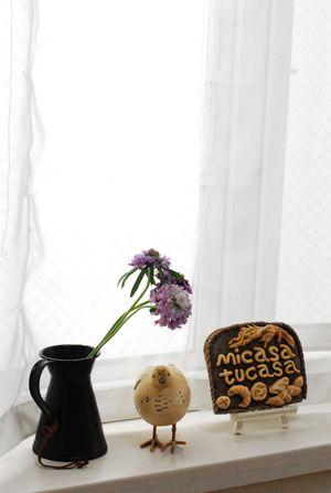 教室の窓辺。_f0174982_8541288.jpg