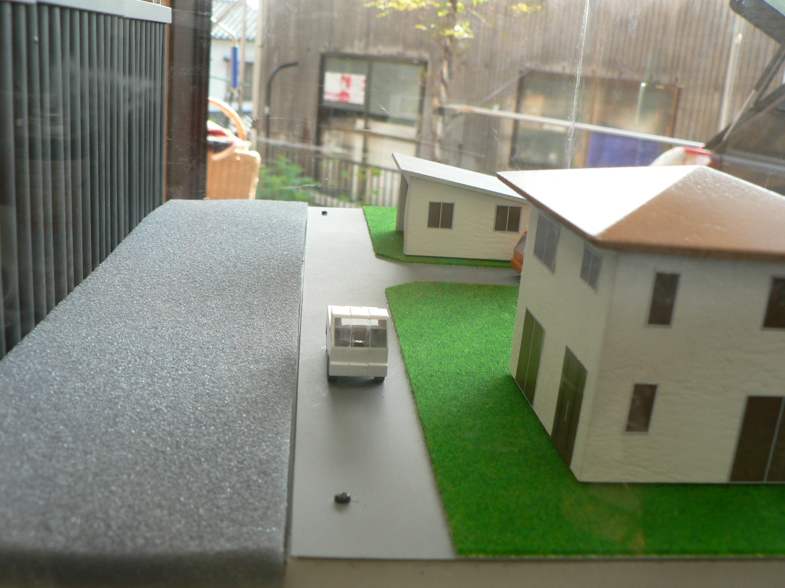 堤防模型の製作_e0146402_17163840.jpg