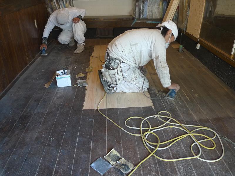 ばく工房様 塗装工事_b0171510_15561012.jpg