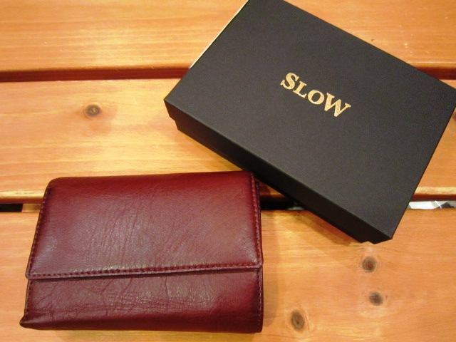 "SLOW ""deer\"" & \""bridle\"" WALLET 入荷!_f0191324_9582312.jpg"