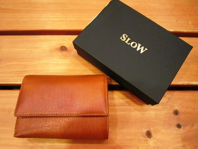"SLOW ""deer\"" & \""bridle\"" WALLET 入荷!_f0191324_958250.jpg"