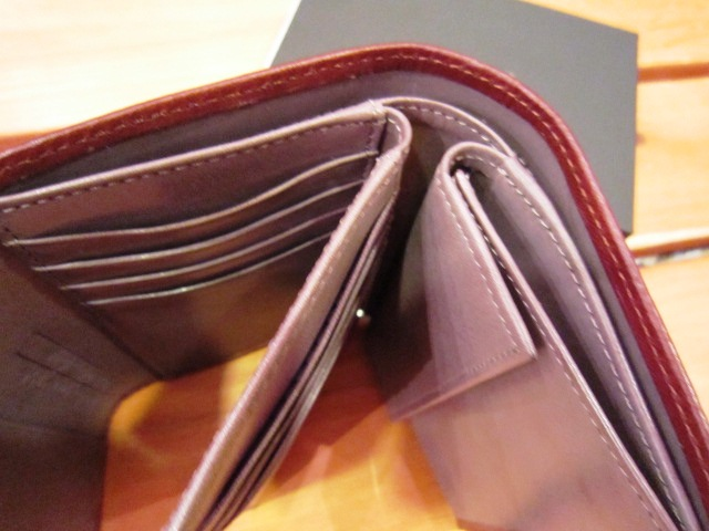 "SLOW ""deer\"" & \""bridle\"" WALLET 入荷!_f0191324_959121.jpg"