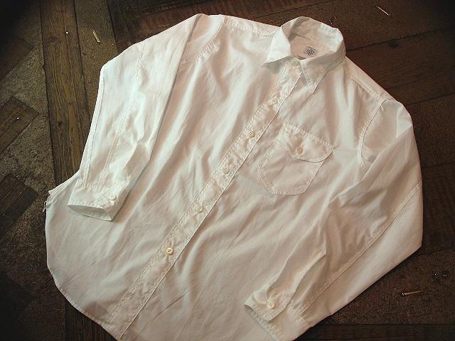 NEW : POST O\'ALLS [NEW Shirt-R ] Gingham SHIRTING !!_a0132147_2224745.jpg
